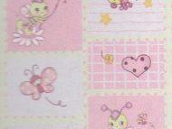 Κουβέρτα σάκος bebe - Pinky