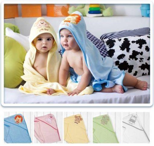 Κάπα πετσέτα bebe