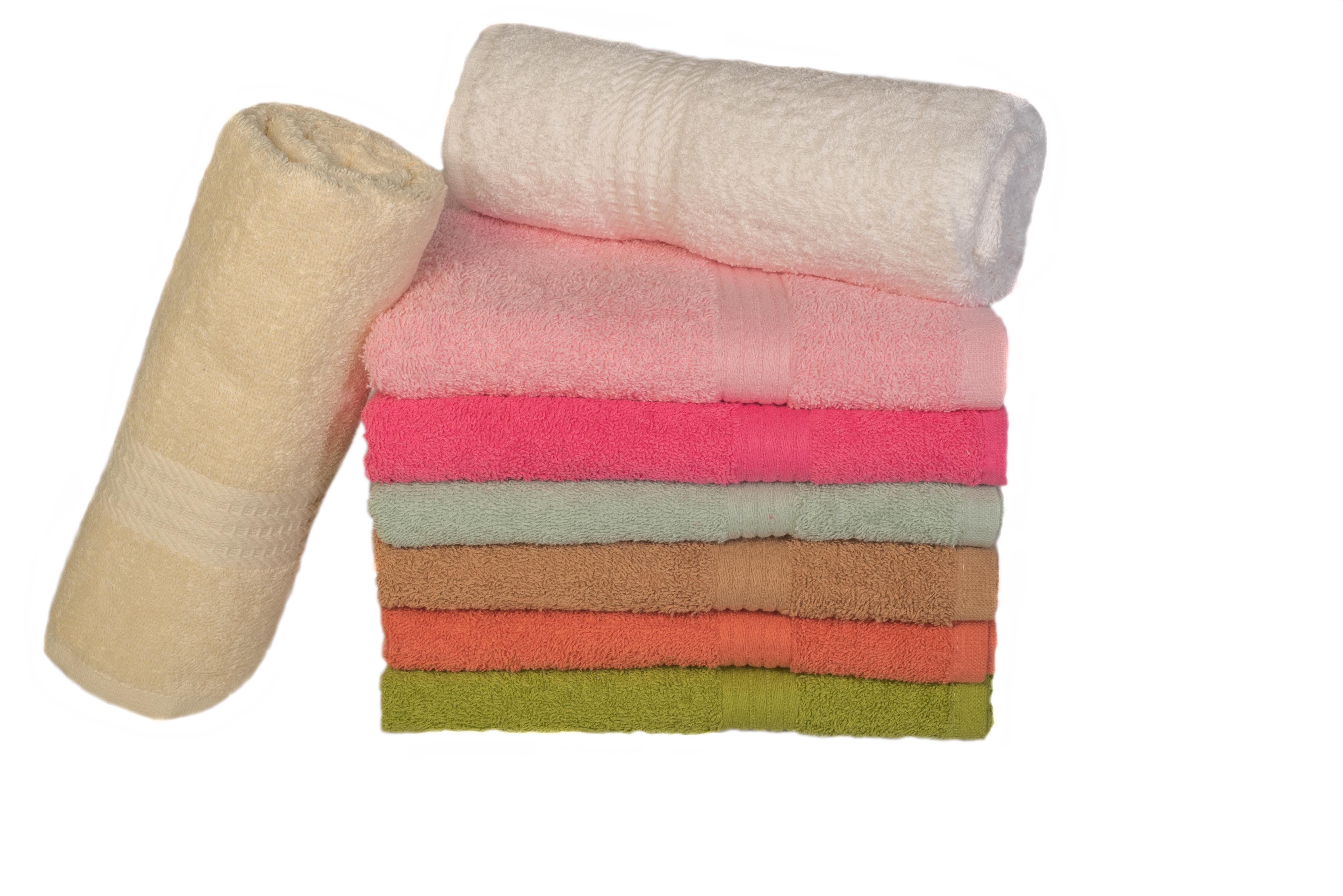 Πετσέτα Mονόχρωμη Carded