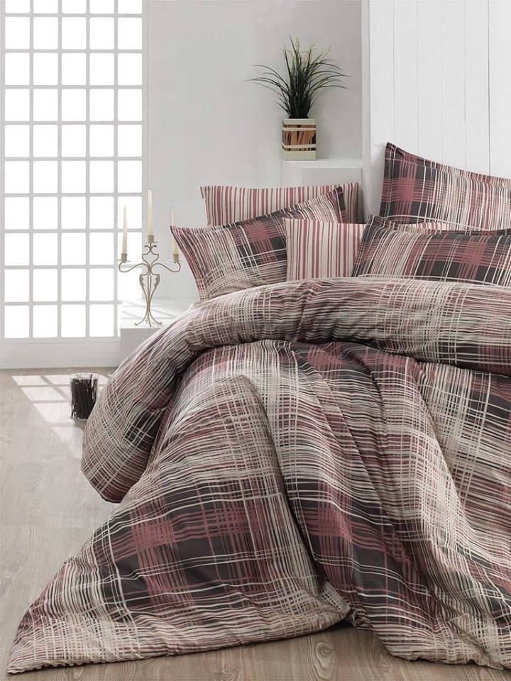 Σεντόνια Set Μονά (2 pcs 160x240 1 pc 50x70 Oxford pillow) design1803