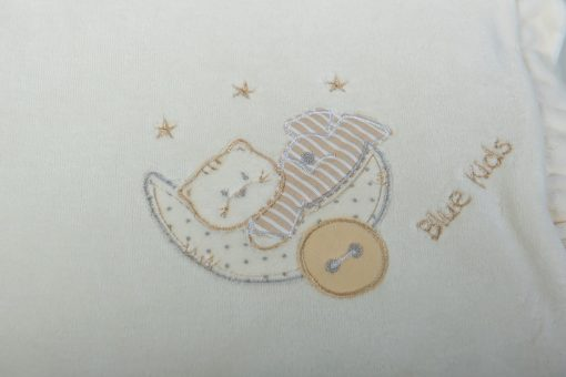 Κουβερτάκι bebe – Βελουτέ μπέζ